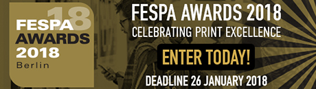 FESPA AWARDS 2018